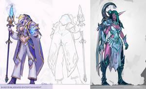 Ladies of Warcraft by Mr--Jack