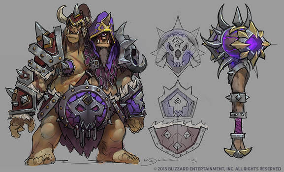 Master Cho'gall by Mr--Jack
