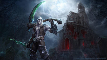 Xul, Cryptic Necromancer by Mr--Jack