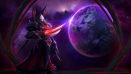 Alarak, Highlord of the Tal'Darim by Mr--Jack