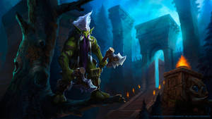 Zul'Jin, Warlord of the Amani by Mr--Jack