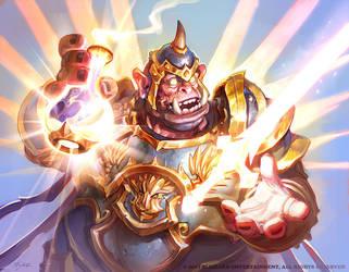 Potion of Heroism by Mr--Jack