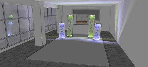 Stage lighting test by rkraptor70