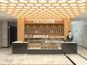 Patisserie by Sahinsari