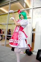 Nyan Nyan Ranka cosplay by kowaipanda