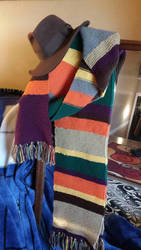 17 foot Doctor Who Scarf by Krymsan