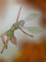 Eva fairy form by Caterinna