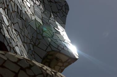 Sunny Gaudi by dimibsd