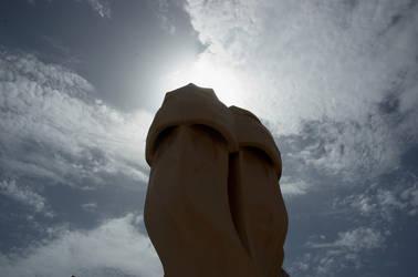 Gaudi's airconditioning by dimibsd