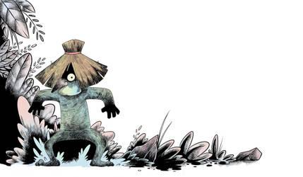 little monster by Alexisvivallo
