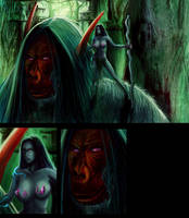 Agija of Agukas novel cover by discipleneil777