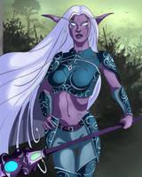 World of Warcraft Night Elf CS by discipleneil777