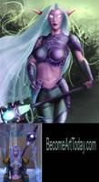 World of Warcraft night elf2 by discipleneil777