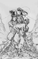 Ebas mash up Grim Tales by discipleneil777