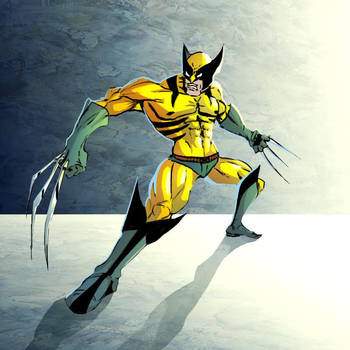 kick ass Wolverine by discipleneil777