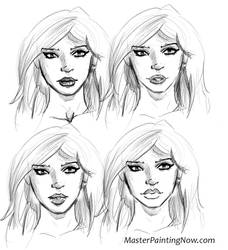 How to draw sexy comic lips by discipleneil777