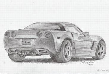 Corvette C6 by UltimateRT