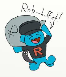 ROB-buffet! by Turtlgandalf