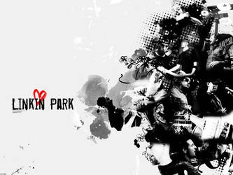 Linkin Park LIT Wallpaper by go-avi