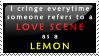 Lemon Stamp by Nessarie