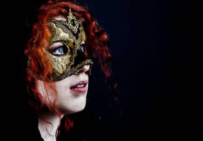 Venezian Mask by kschenk