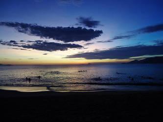 Blue Sea by WillTC