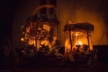 Christmas Lantern by WestMauE