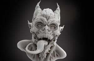 Demon by Adam-Baker