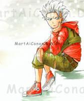 Hitsugaya_Do you wait me? by MartAiConan