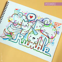 Doodle - Rumble by PicCandle