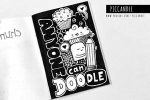 Anyone Can Doodle :) by PicCandle