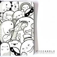 Moleskine Doodle by PicCandle