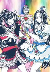 Mo Dao Zu Shi x Pretty Cure by ITerAtiveGLue