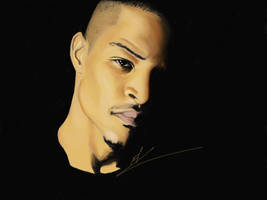 T.I. by karl-anthony