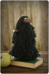 Raven Doll by pagan-art