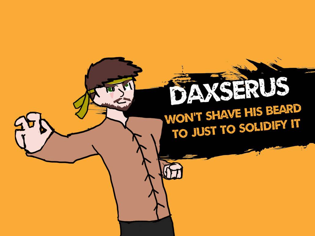 Daxserus by RevFanboy