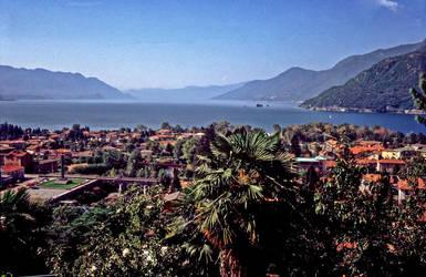 Maccagno at Lago Maggiore - Tessin - Swiss by Woscha