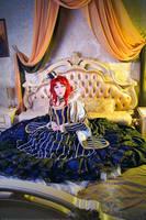 Trinity Blood Esther Blanchett by Dzeshime