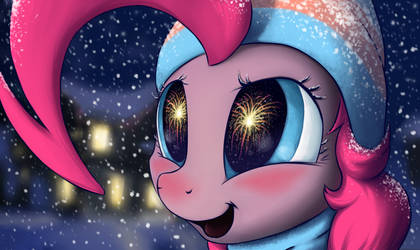 Happy New Year by MrScroup