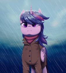 Rain by MrScroup
