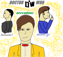 The Three Doctors by subjectchanger