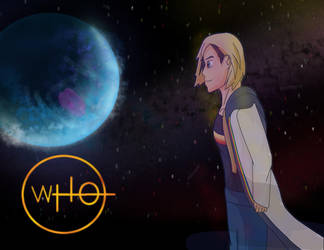 13th Doctor by subjectchanger