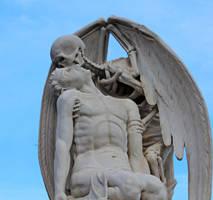 Kiss of death - Barcelona by HollieBrewstinator