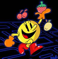Pac-Man by WinWinStudios
