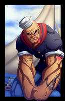Popeye by Kyle-Fast