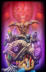 Mummies Alive! by Kyle-Fast