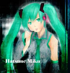 Hatsune Miku by RicemasterX