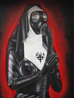 Fallout nun by TattooPunk13