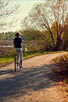 Spring Bike Ride by kailay