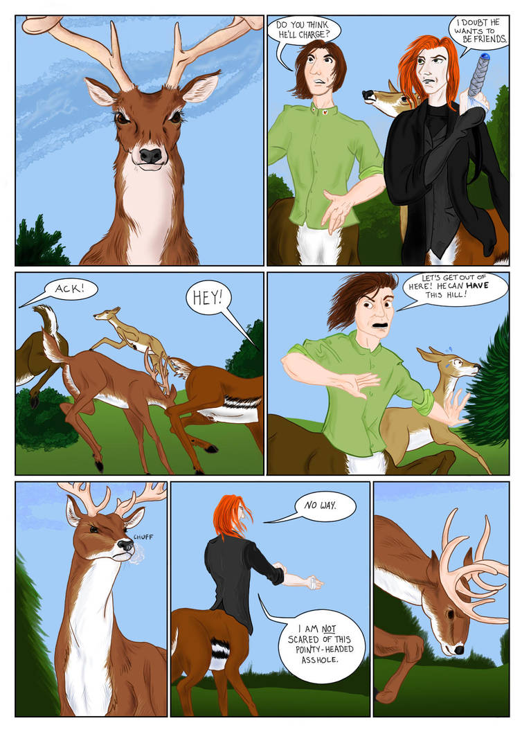 DS Side Story Page Three by Ravens-Roost